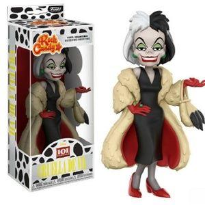 Disney Cruella De Vil Vinyl Collectible Figure
